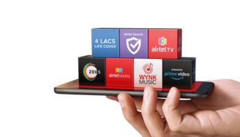Airtel Thanks Offer With Free Netflix and Amazon Prime Subscription