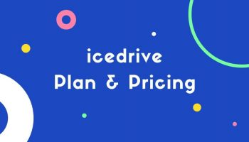 Icedrive Cloud Storage With Plan and Pricing