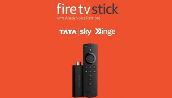 Tata Sky Binge Offer Priced at Rs. 249 With Free Fire TV Stick