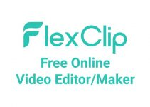 Flexclip – A Powerful Free Online Video Maker & Video Editor