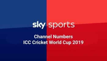 Sky Sports Channel Numbers to Watch Live ICC Cricket World Cup 2019 in UK