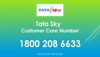 Tata Sky Customer Care Number For All Supports