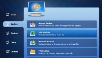 AOMEI Backupper – Best Free Reliable Backup Software