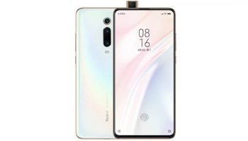 Xiaomi Launches 'Summer Honey White' Redmi K20 Pro