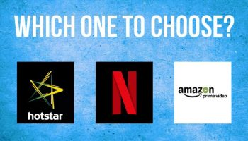 Netflix vs Hotstar vs Amazon Prime Video: Deep Comparison