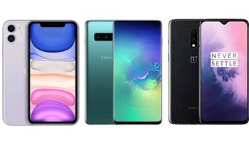 OnePlus 7T Pro vs iPhone 11 Pro Max vs Samsung Galaxy Note 10+
