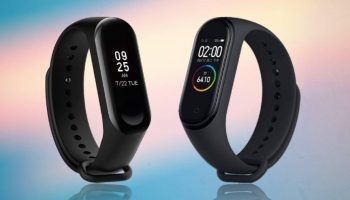 Comparison between Mi Band 3 and Mi Band 4