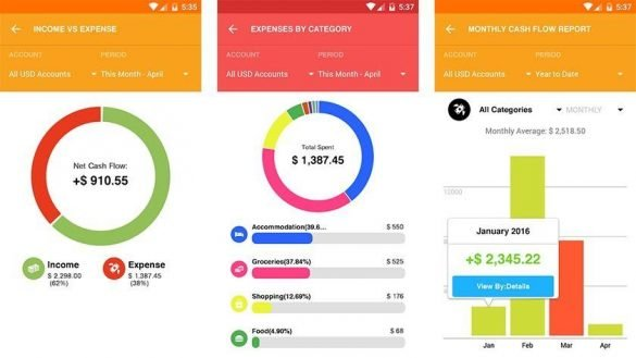 Android-Best-Expence-Tracking-App