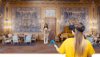 Bringing Real Places And People Into VR With Volumetric Capture