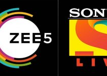 Comparison Between Zee5 and SonyLIV Streaming Services