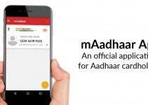 mAadhaar – Manage your Aadhaar Details Using Mobile App