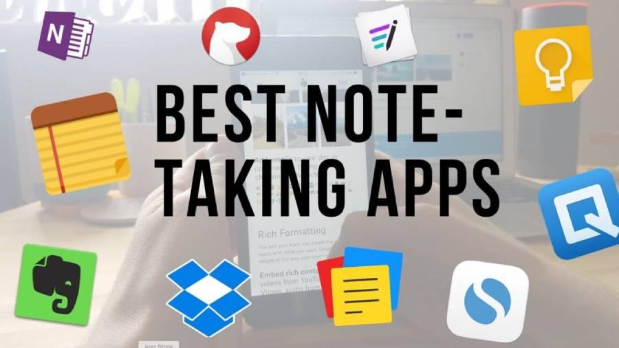 best-note-taking-apps