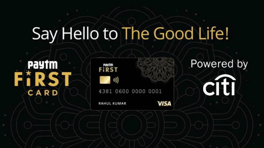 paytm-first-credit-card