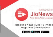 Jio News – Magazine, Videos And News All in One App
