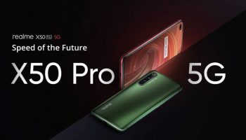 Realme X50 Pro – First 5G Smartphone Launched From Realme