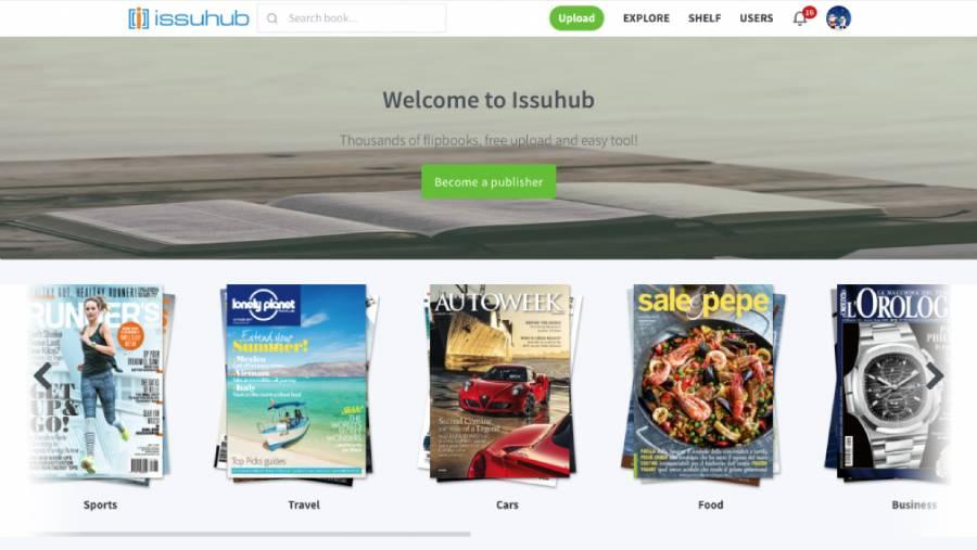 issuhub-online-publishing-tool