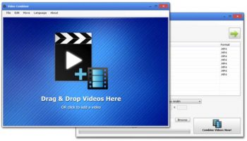 Video Combiner – Combine Videos in Multiple Formats