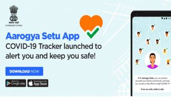 Aarogya Setu App to Track Corona Virus infection in India