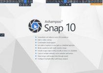 Ashampoo Snap 10 for Capturing Videos and Screenshot