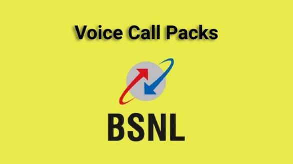 BSNL-Voice-Call-Packs