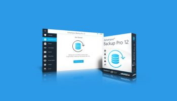 Ashampoo Backup Pro For Securly Backing Up Your PC