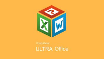 CompuClever Ultra Office As an Alternative For MS Office