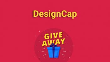 Giveaway – Free DesignCap Plus Account For One Year