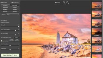Photomatix Essentials 4 – Powerful Image Editing Tool