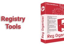 Reg Organize – Registry Maintenance Tools
