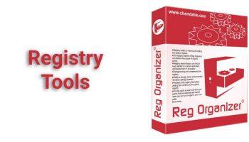 Reg Organize – Registry Maintenance Tools