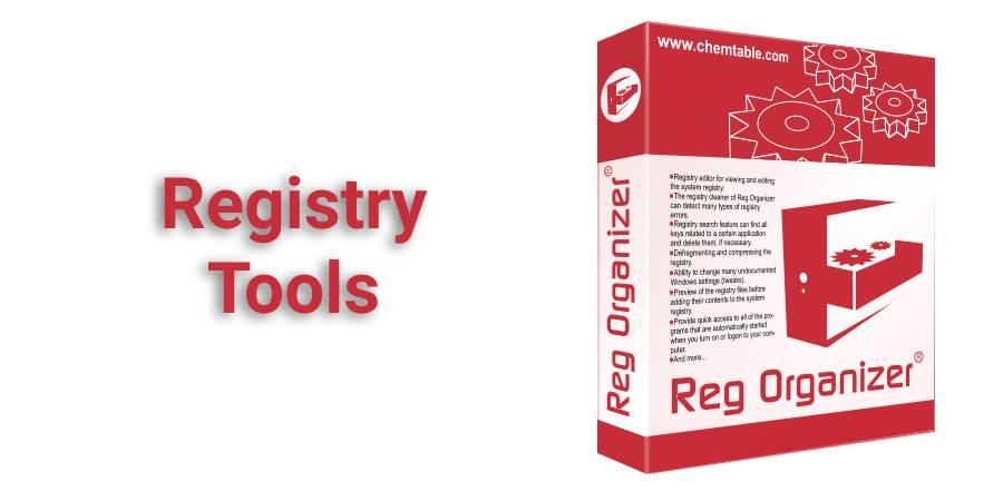 Reg-Organize-Registry-Tool