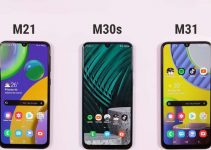 Samsung Galaxy M31 vs M30s vs M21