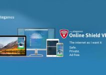 Quick Review of Steganos Online Shield VPN