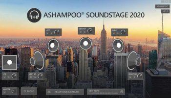 Ashampoo Soundstage 2020 – An Audio Converter Tool