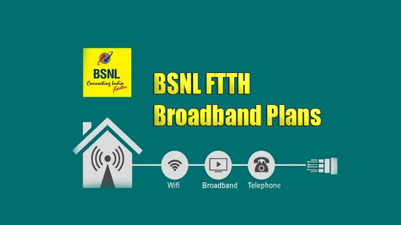 BSNL Broadband Plan Kerala