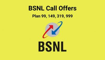 BSNL Call Offers Dedicated for Voice Calls