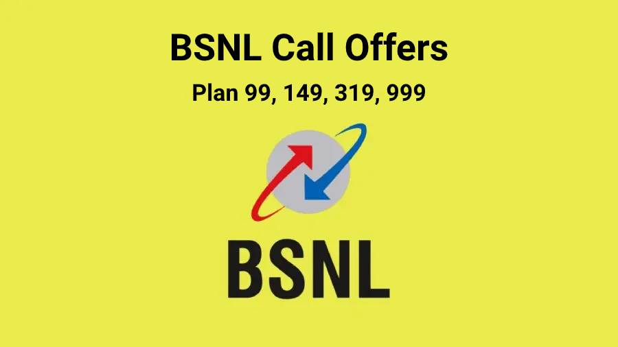 BSNL Call Offers