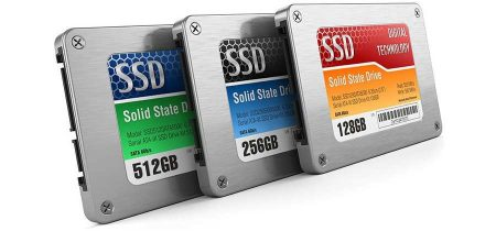 Solid-State-Drive-SSD