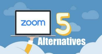 Best 5 Zoom Cloud Meetings Alternatives