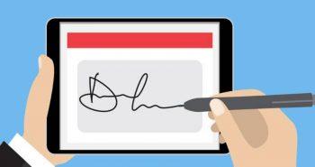 Create Digital Signature PDF Using DottedSign Pro e-Sign Tool