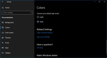 How to Turn in Dark Mode on Windows 10 and How it Helps to Reduce Eye Strain?