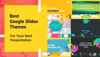 Best Google Slides Themes For 2020
