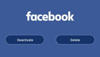 How to Deactivate Facebook Account?