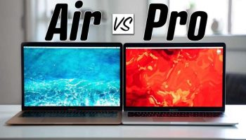 Striking Difference Between MacBook Air and MacBook Pro