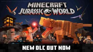 Minecraft-Jurassic-World
