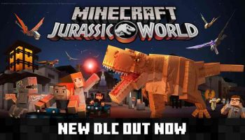 Minecraft Jurassic World DLC Release