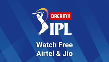 Watch IPL 2020 Free With Jio & Airtel