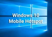 How to Share Internet from Laptop to Mobile?