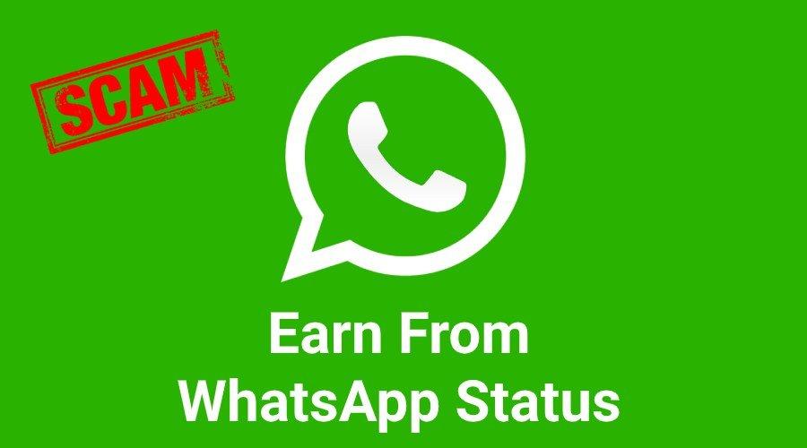 Earn From WhatsApp Status