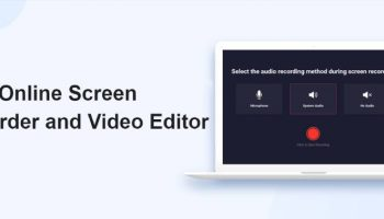 RecordCast – Best Free Online Screen Recorder